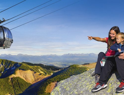 Tatras & Liptov mountain region launch Sports Travel Guide for UK market